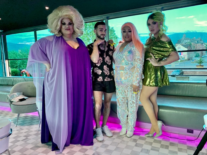 Life After RuPaul's Drag Race, with Darienne Lake, Jiggly Caliente, & Phi Phi O'Hara